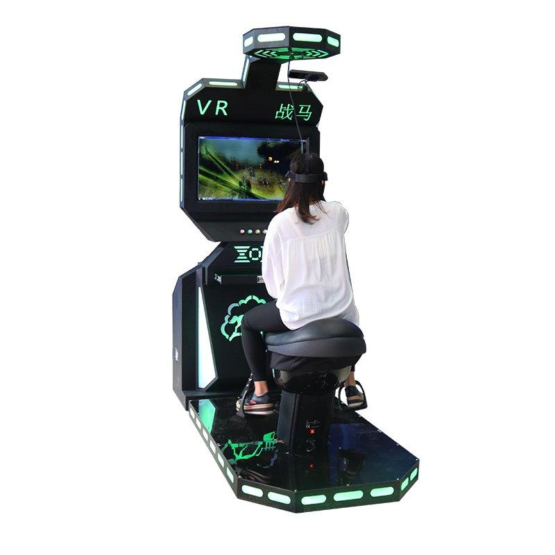 VR Horse riding simulator