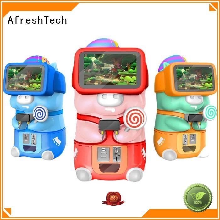 AfreshTech Intelligence ps4 vr games for kids for kids for museum