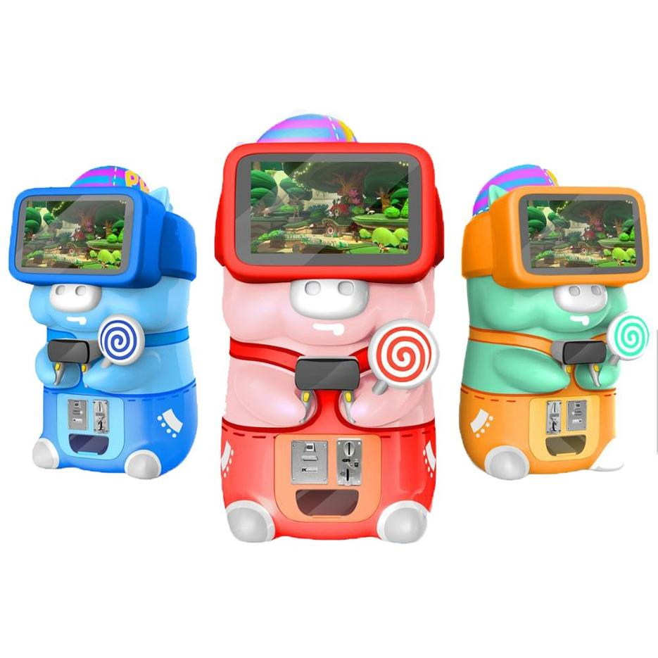 9D Children VR Game Machine