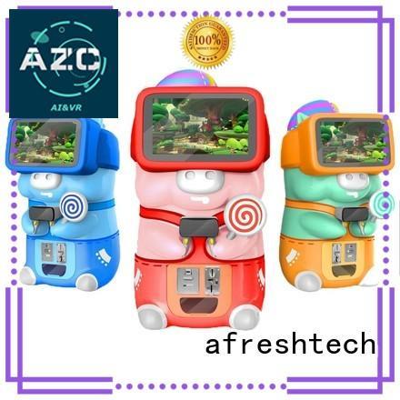 AfreshTech simulator ps4 vr games for kids for education for school