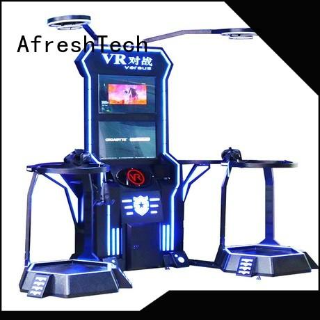 vive vr price shooting for Shopping mall AfreshTech