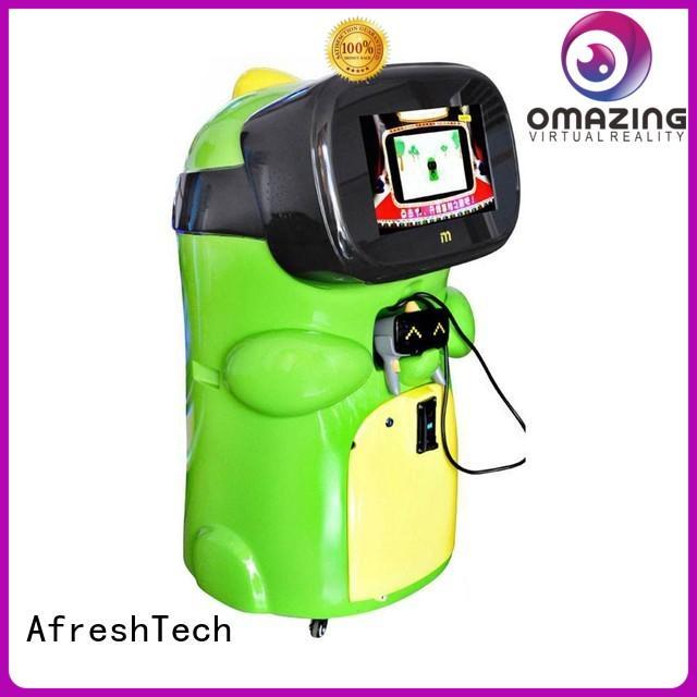 Simulator Green AfreshTech Brand ps4 vr games for kids