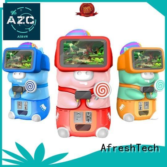 Electirc 9d ps4 vr games for kids game AfreshTech Brand company