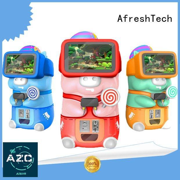 Hot playstation vr games for kids 9d vr kid AfreshTech Brand