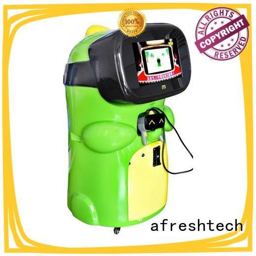 vr vr gaming machine for children for museum AfreshTech