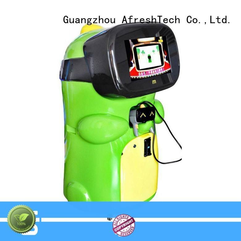 suit vr gaming machine 9d for amusement Park AfreshTech