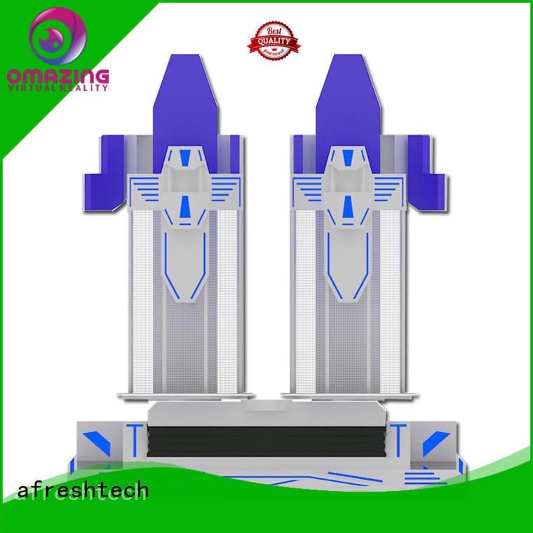 9d vr egg 1500KW System AfreshTech Brand 9d vr simulator