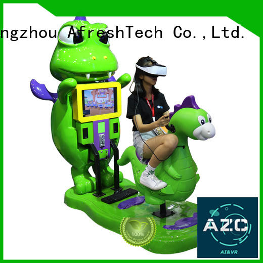 AfreshTech Brand System game 9d ps4 vr games for kids