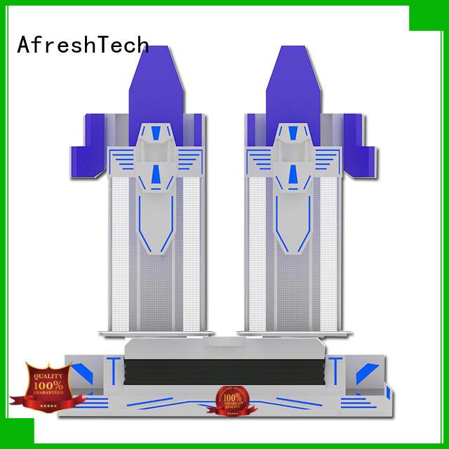 Space Fly Rocket VR Simulator