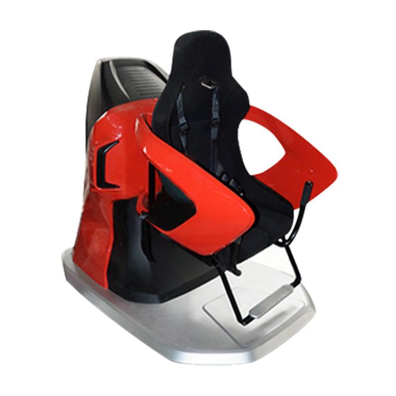 Storm Roller Coaster VR For 360 Rotation