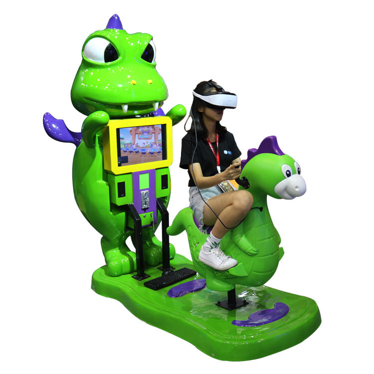 Kiddie Ride VR Simulator For Children