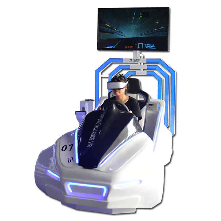 VR Racing Car For High Speeding Games