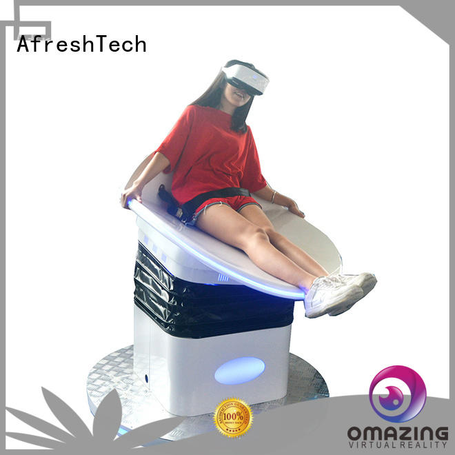 AfreshTech realistic 9dvr cinema for adults for amusement VR