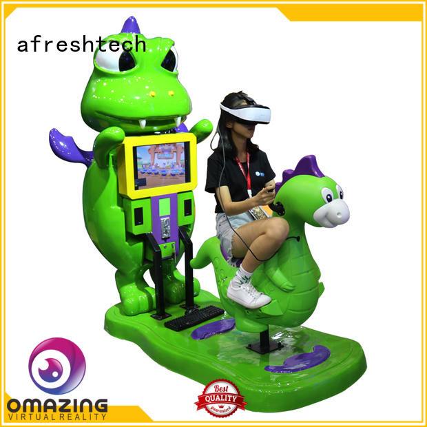 AfreshTech Brand System System playstation vr games for kids machine supplier
