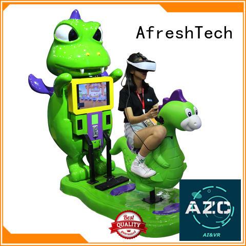 AfreshTech Interactive ps4 vr games for kids for children for kingdergarden