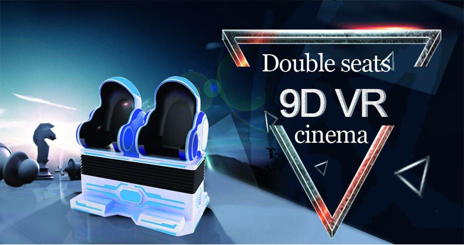 9D vr cinema for motion chair-1