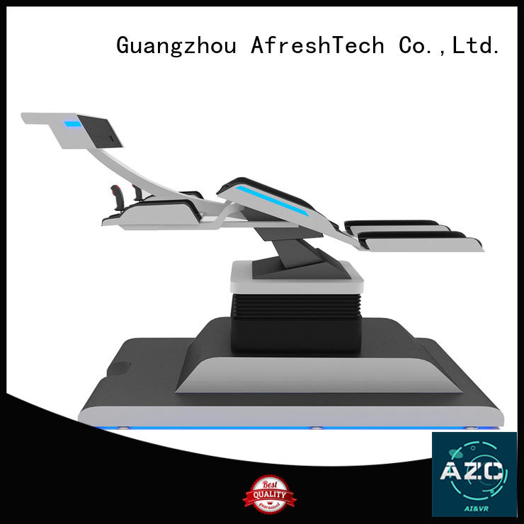 AfreshTech racing racing simulator games dynamic control for fitness Game centre