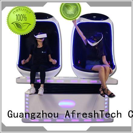 AfreshTech 9d cinema near me Realistic Effect for amusement plaza
