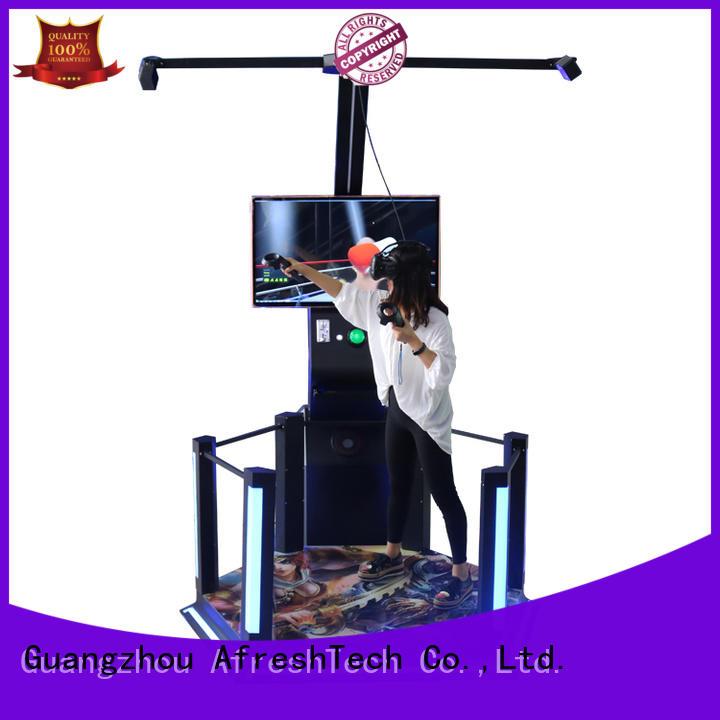 htc vive vr headset large for theme park AfreshTech