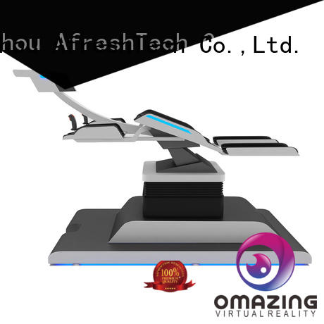 Flying VR Game Machine Simulator