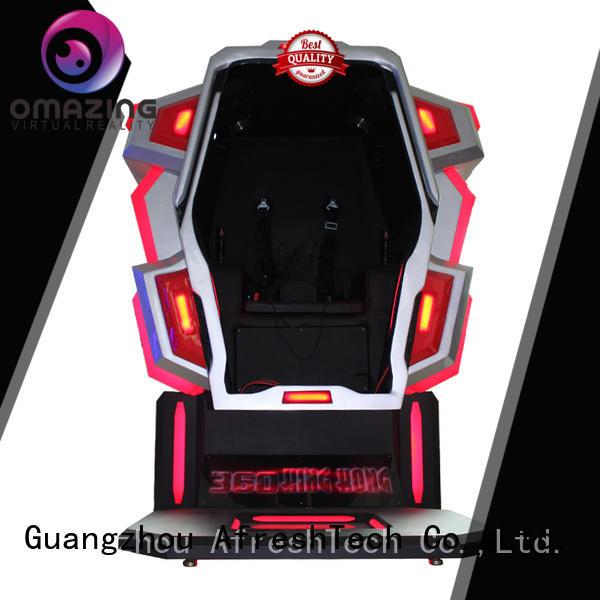 Hot vr 9d vr simulator kong Electric AfreshTech Brand