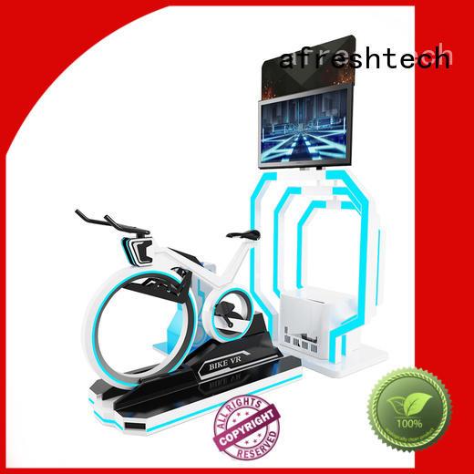 AfreshTech fashionable vr racing setup for sale for amusement